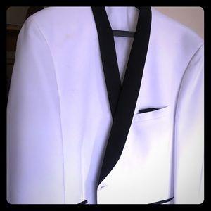 Other - White/Black Tuxedo